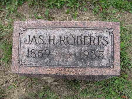 ROBERTS, JAMES H. - Union County, Ohio | JAMES H. ROBERTS - Ohio Gravestone Photos