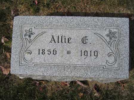 ROBINSON, ALICE E. - Union County, Ohio | ALICE E. ROBINSON - Ohio Gravestone Photos