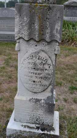 ROBINSON, FREDONIA A. - Union County, Ohio   FREDONIA A. ROBINSON - Ohio Gravestone Photos