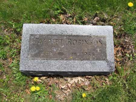 ROBINSON, HARRIET - Union County, Ohio | HARRIET ROBINSON - Ohio Gravestone Photos