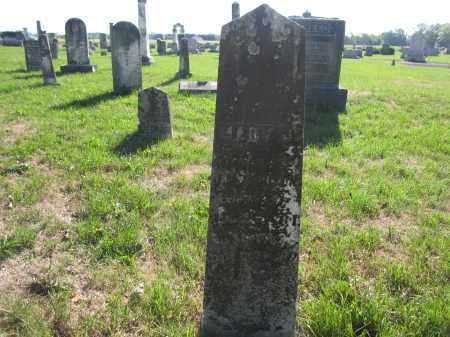 ROBINSON, MARY J. - Union County, Ohio | MARY J. ROBINSON - Ohio Gravestone Photos