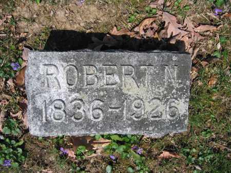 ROBINSON, ROBERT N. - Union County, Ohio | ROBERT N. ROBINSON - Ohio Gravestone Photos