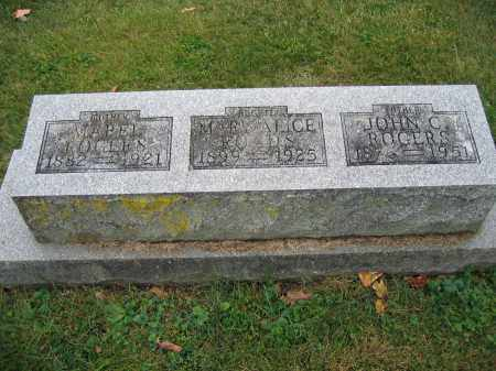 ROADS,  - Union County, Ohio |  ROADS - Ohio Gravestone Photos