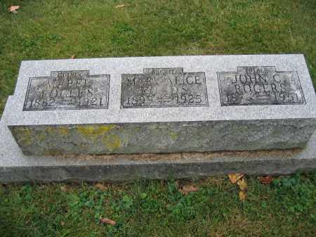 ROGERS, MABEL - Union County, Ohio | MABEL ROGERS - Ohio Gravestone Photos