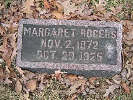 ROGERS, MARGARET - Union County, Ohio | MARGARET ROGERS - Ohio Gravestone Photos