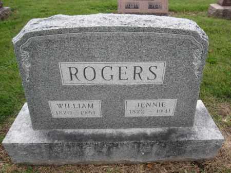 ROGERS, JENNIE M.  BONNETT - Union County, Ohio | JENNIE M.  BONNETT ROGERS - Ohio Gravestone Photos