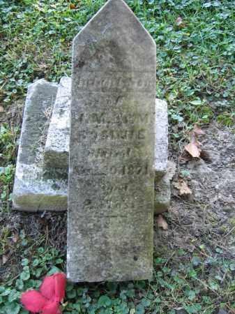 ROMINE, INFANT SON - Union County, Ohio   INFANT SON ROMINE - Ohio Gravestone Photos