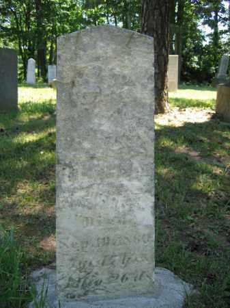 ROSENCRANTS, FRANCIS H. - Union County, Ohio | FRANCIS H. ROSENCRANTS - Ohio Gravestone Photos
