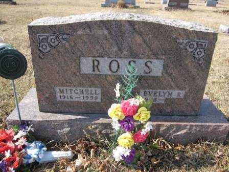 ROSS, MITCHELL - Union County, Ohio | MITCHELL ROSS - Ohio Gravestone Photos