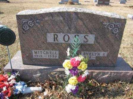 ROSS, EVELYN R. - Union County, Ohio | EVELYN R. ROSS - Ohio Gravestone Photos