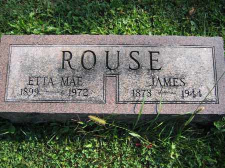 ROUSE, ETTA MAE - Union County, Ohio | ETTA MAE ROUSE - Ohio Gravestone Photos