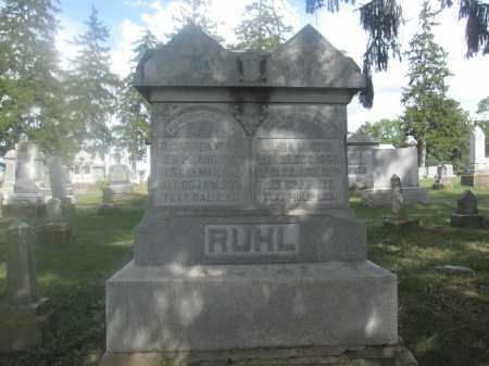 RUHL, G.CASPER - Union County, Ohio   G.CASPER RUHL - Ohio Gravestone Photos
