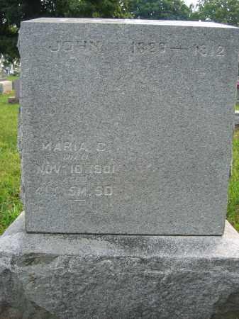 RUHL, JOHN - Union County, Ohio | JOHN RUHL - Ohio Gravestone Photos