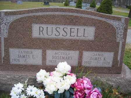 RUSSELL, JAMES K. - Union County, Ohio | JAMES K. RUSSELL - Ohio Gravestone Photos