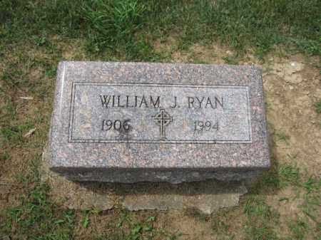 RYAN, WILLIAM J. - Union County, Ohio | WILLIAM J. RYAN - Ohio Gravestone Photos