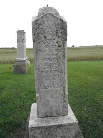 SALTS, SILVA E. - Union County, Ohio | SILVA E. SALTS - Ohio Gravestone Photos