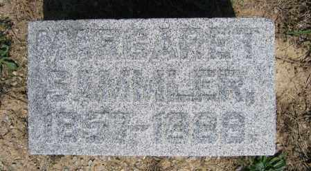 SAMMLER, MARGARET - Union County, Ohio   MARGARET SAMMLER - Ohio Gravestone Photos