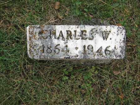 SANDERSON, CHARLES WILLIAM - Union County, Ohio | CHARLES WILLIAM SANDERSON - Ohio Gravestone Photos