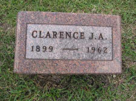 SCHALIP, CLARENCE J.A. - Union County, Ohio | CLARENCE J.A. SCHALIP - Ohio Gravestone Photos