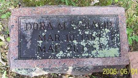 SCHALIP, DORA M - Union County, Ohio | DORA M SCHALIP - Ohio Gravestone Photos