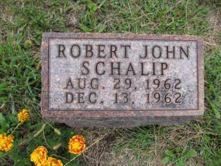 SCHALIP, ROBERT JOHN - Union County, Ohio | ROBERT JOHN SCHALIP - Ohio Gravestone Photos