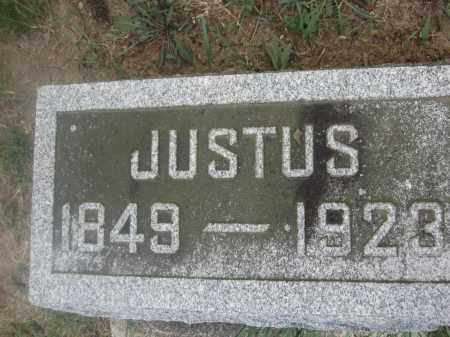 SCHEIDERER, JUSTUS - Union County, Ohio | JUSTUS SCHEIDERER - Ohio Gravestone Photos