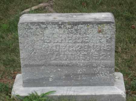 SCHEIDERER, LORNA M. - Union County, Ohio | LORNA M. SCHEIDERER - Ohio Gravestone Photos