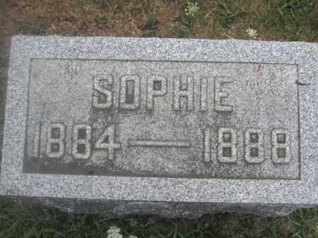 SCHEIDERER, SOPHIE - Union County, Ohio | SOPHIE SCHEIDERER - Ohio Gravestone Photos