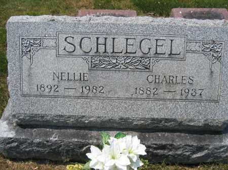 SCHLEGEL, CHARLES J. - Union County, Ohio | CHARLES J. SCHLEGEL - Ohio Gravestone Photos