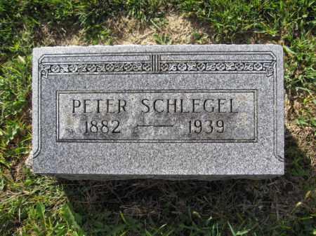 SCHLEGEL, PETER - Union County, Ohio   PETER SCHLEGEL - Ohio Gravestone Photos