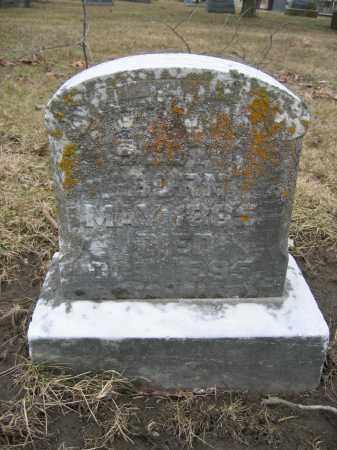 SCOTT, FRANK - Union County, Ohio   FRANK SCOTT - Ohio Gravestone Photos