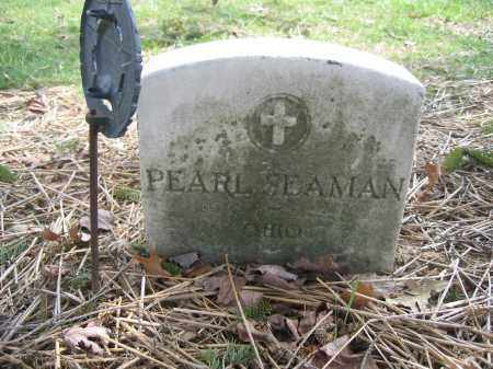 SEAMAN, PEARL - Union County, Ohio | PEARL SEAMAN - Ohio Gravestone Photos
