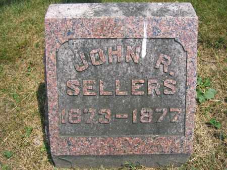 SELLERS, JOHN R. - Union County, Ohio   JOHN R. SELLERS - Ohio Gravestone Photos