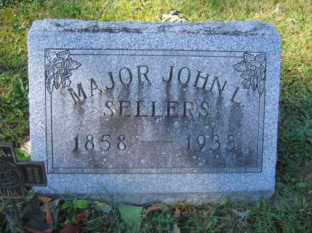 SELLERS, JOHN L. - Union County, Ohio   JOHN L. SELLERS - Ohio Gravestone Photos