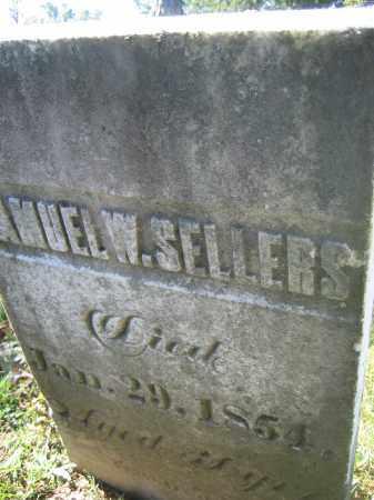 SELLERS, SAMUEL W. - Union County, Ohio | SAMUEL W. SELLERS - Ohio Gravestone Photos