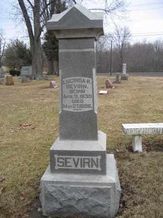 SEVIRN, JAMES Y. - Union County, Ohio | JAMES Y. SEVIRN - Ohio Gravestone Photos