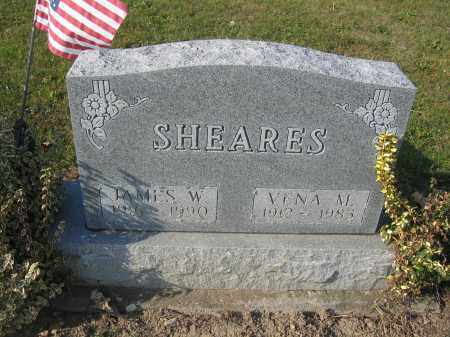 SHEARES, VENA M. - Union County, Ohio | VENA M. SHEARES - Ohio Gravestone Photos