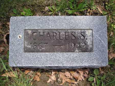 SHEETS, CHARLES S. - Union County, Ohio   CHARLES S. SHEETS - Ohio Gravestone Photos