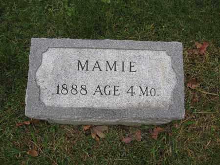 SHELTON, MAMIE - Union County, Ohio   MAMIE SHELTON - Ohio Gravestone Photos