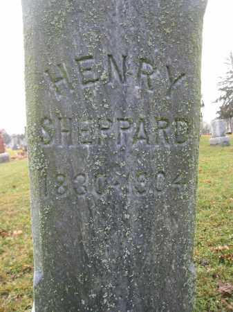 SHEPPARD, HENRY - Union County, Ohio | HENRY SHEPPARD - Ohio Gravestone Photos