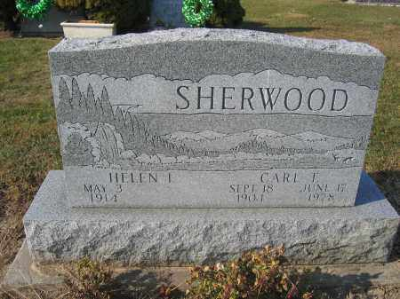 SHERWOOD, HELEN I. - Union County, Ohio | HELEN I. SHERWOOD - Ohio Gravestone Photos