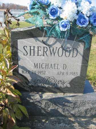 SHERWOOD, MICHAEL D. - Union County, Ohio   MICHAEL D. SHERWOOD - Ohio Gravestone Photos