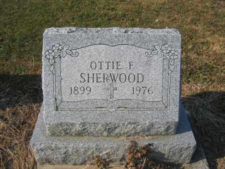 SHERWOOD, OTTIE F. - Union County, Ohio | OTTIE F. SHERWOOD - Ohio Gravestone Photos