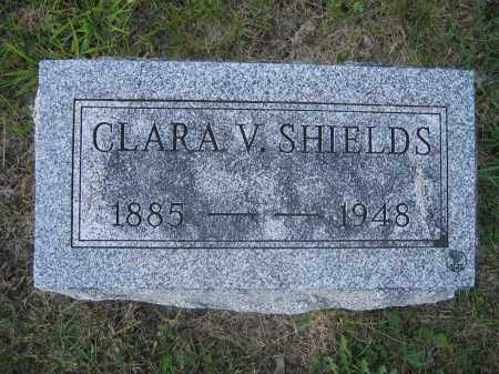 SHIELDS, CLARA V. - Union County, Ohio | CLARA V. SHIELDS - Ohio Gravestone Photos