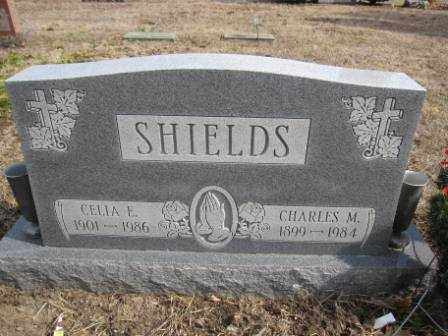 SHIELDS, CHARLES M. - Union County, Ohio | CHARLES M. SHIELDS - Ohio Gravestone Photos