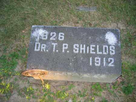 SHIELDS, T.P. - Union County, Ohio | T.P. SHIELDS - Ohio Gravestone Photos