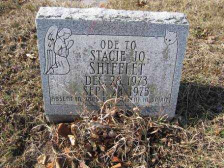 SHIFFLET, STACIE JO - Union County, Ohio | STACIE JO SHIFFLET - Ohio Gravestone Photos