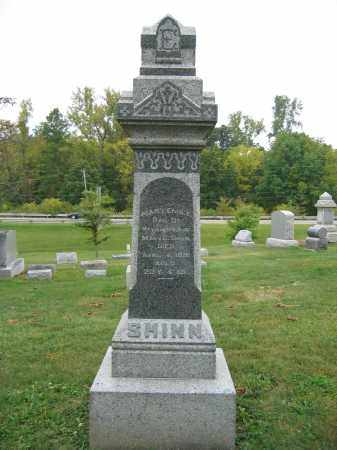 SHINN, MARY EMILY - Union County, Ohio | MARY EMILY SHINN - Ohio Gravestone Photos