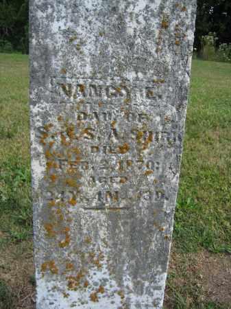 SHIRK, NANCY E. - Union County, Ohio | NANCY E. SHIRK - Ohio Gravestone Photos
