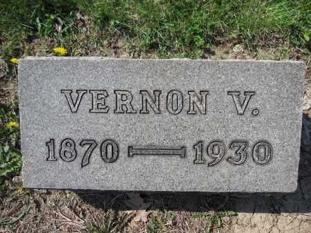 SHIRK, VERNON V. - Union County, Ohio | VERNON V. SHIRK - Ohio Gravestone Photos